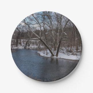 James River Cuts Back Paper Plate