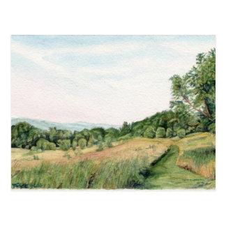 James River State Park Postcard