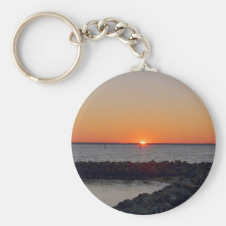 James River Sunset Keychains