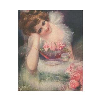 James Ross Bryson 1901 Print Canvas Print
