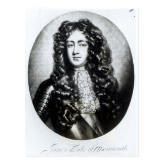 James Scott, Duke of Monmouth and Buccleuch Postcard