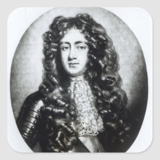 James Scott, Duke of Monmouth and Buccleuch Square Sticker