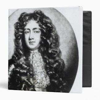 James Scott, Duke of Monmouth and Buccleuch Vinyl Binders