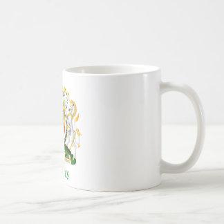 James Shield of Great Britain Coffee Mug
