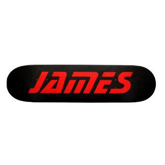 James Skateboard Skateboard Deck