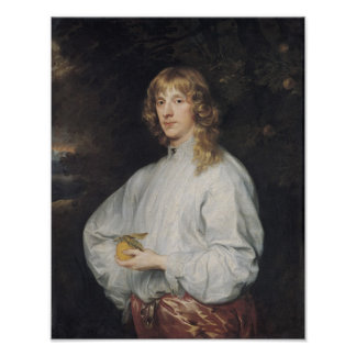 James Stuart  Duke of Richmond and Lennox Poster
