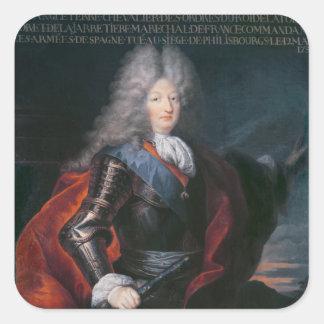 James Stuart Fitzjames  1st Duke of Berwick Square Sticker