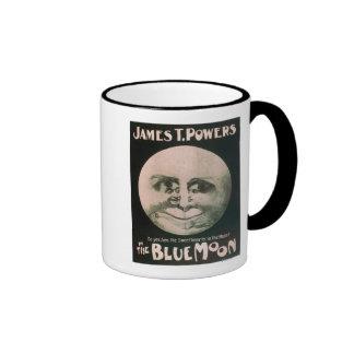 James T. Powers en el teatro de la luna azul Taza De Dos Colores