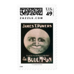 James T. Powers in The Blue Moon Theatre Postage