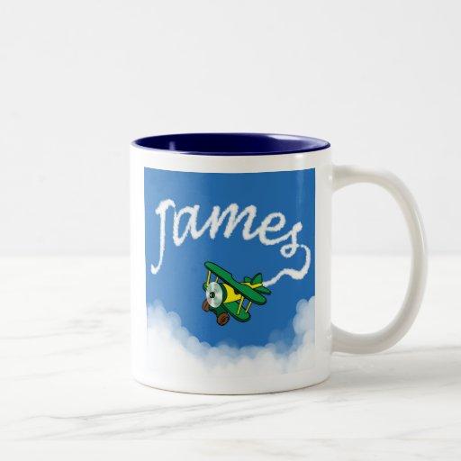 James Taza Dos Tonos