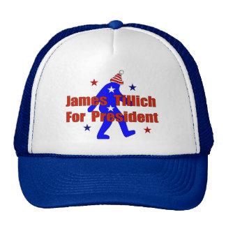 James Tillich For President Trucker Hat