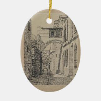James Tissot- A Part of the Ancient Arch Ornaments