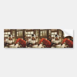 James Tissot- An Interesting Story Car Bumper Sticker