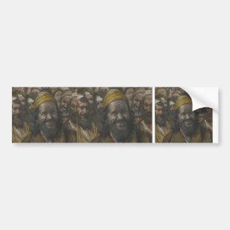 James Tissot- Barrabbas Car Bumper Sticker