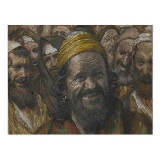 James Tissot- Barrabbas Postcard