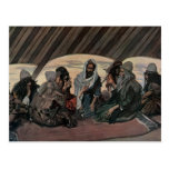 James Tissot: Jethro and Moses, as in Exodus 18 Postcard