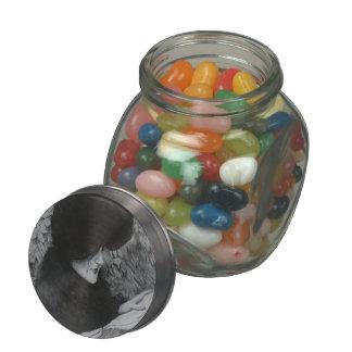 James Tissot: Journal Glass Candy Jar