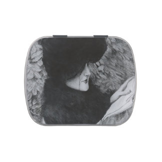 James Tissot: Journal Jelly Belly Candy Tin