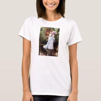 James Tissot Lilacs T-shirt