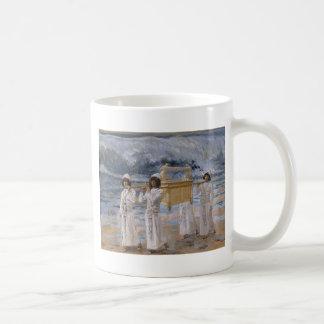 James Tissot - los pasos de la arca sobre la Taza De Café
