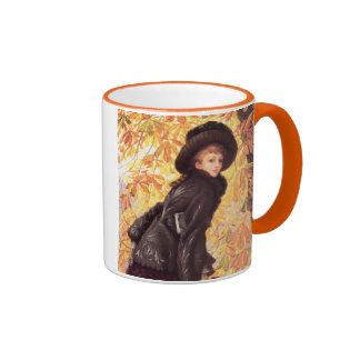 James Tissot October Mug
