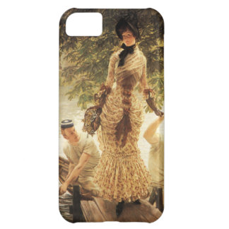 James Tissot On The Thames iPhone 5 Case