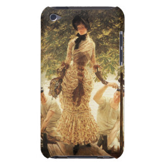 James Tissot On The Thames iPod Touch Case