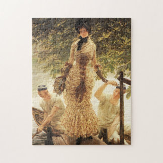 James Tissot On The Thames Puzzle