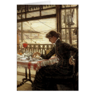 James Tissot Painting Cards