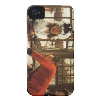 James Tissot Painting Case-Mate iPhone 4 Case