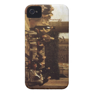 James Tissot Painting Case-Mate iPhone 4 Cases