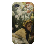 James Tissot Painting Cases For iPhone 4