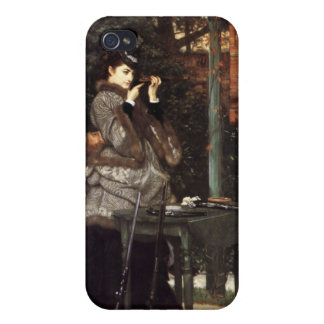 James Tissot Painting Cover For iPhone 4