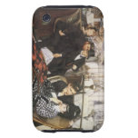 James Tissot Painting iPhone 3 Tough Cover
