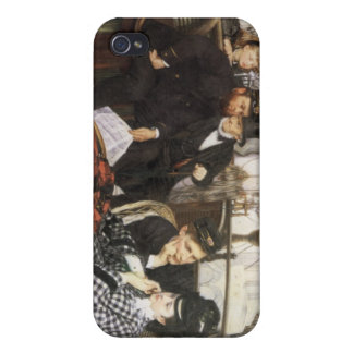 James Tissot Painting iPhone 4/4S Case