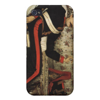 James Tissot Painting iPhone 4 Cover
