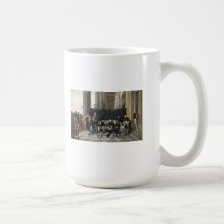 James Tissot Painting Classic White Coffee Mug