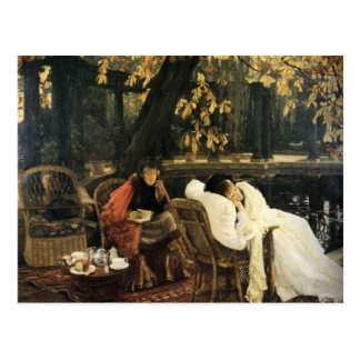 James Tissot Painting Post Cards