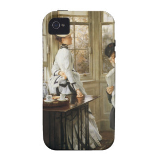 James Tissot Painting Vibe iPhone 4 Case