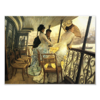 James Tissot Portsmouth Print