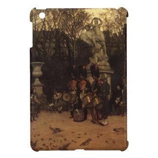 James Tissot- que bate el retratamiento en Tuileri