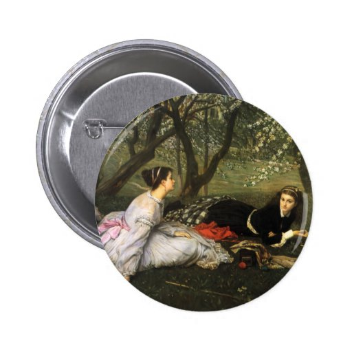 James Tissot Spring Button
