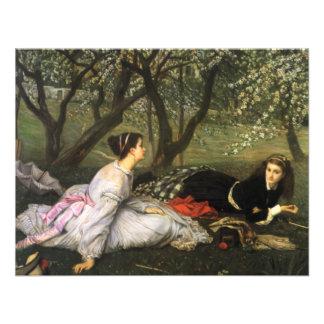 James Tissot Spring Invitations