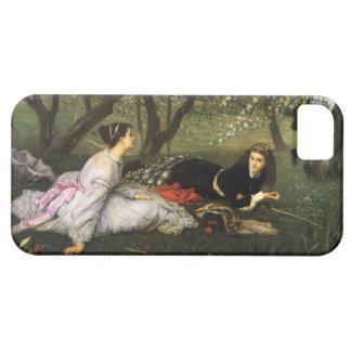 James Tissot Spring iPhone 5 Case