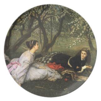 James Tissot Spring Plate