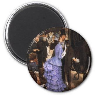 James Tissot The Bridesmaid Magnet