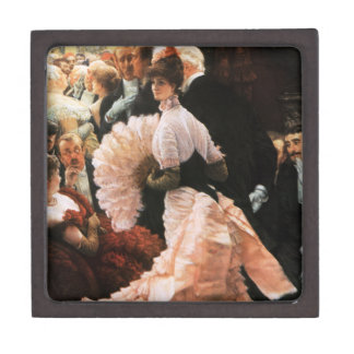 James Tissot The Political Lady Gift Box