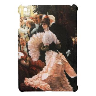 James Tissot The Political Lady iPad Mini Case