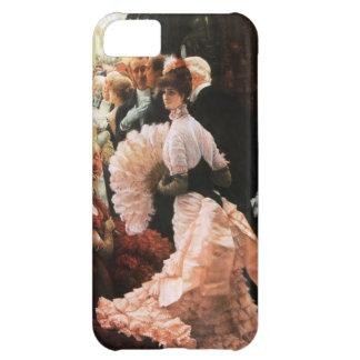 James Tissot The Political Lady iPhone 5 Case