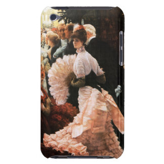 James Tissot The Political Lady iPod Touch Case